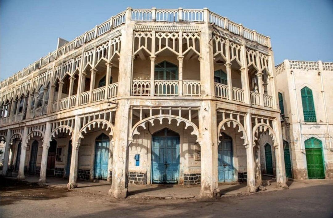 Ottoman's Architecture in Massawa |عِمارة عثمانية في مصوع #Eritrea #إرتريا https://t.co/pejMVolr1B