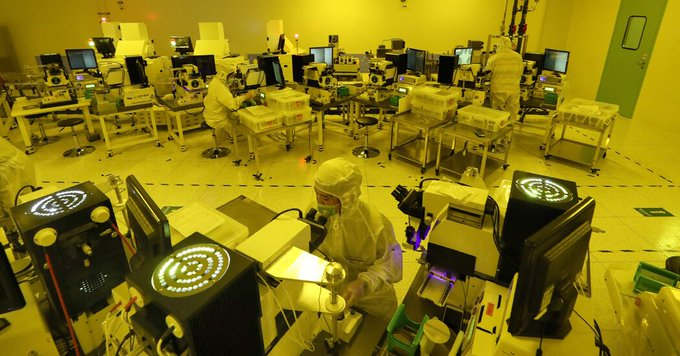 Senate Weighs Investing $120 Billion in Science to Counter China Photo