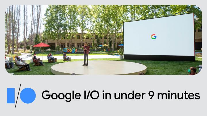 Собрали главные новости #GoogleIO!