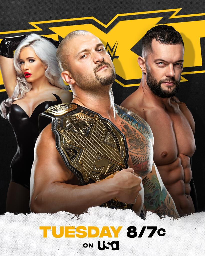 WWE NXT Preview for 5/25/21 https://pbs.twimg.com/media/E1uLZQOXsAIAuya?format=jpg&name=medium