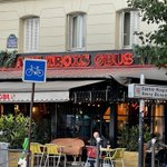 Image for the Tweet beginning: 1er café en terrasse ce