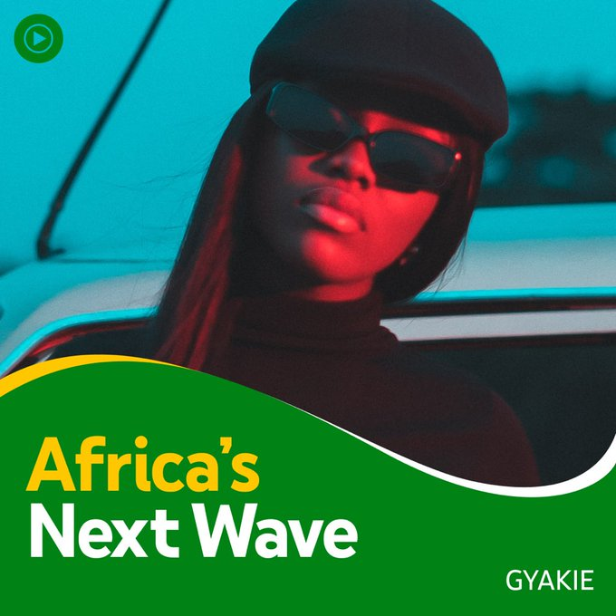 Africa Month spotlight playlist, Africa's Next Wave Gyakie