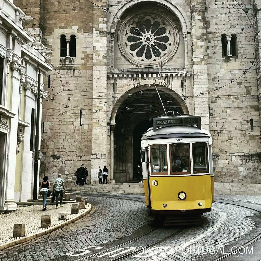 test ツイッターメディア - 路面電車28番、リスボン大聖堂前。#ポルトガル https://t.co/zzZNKRlEyZ