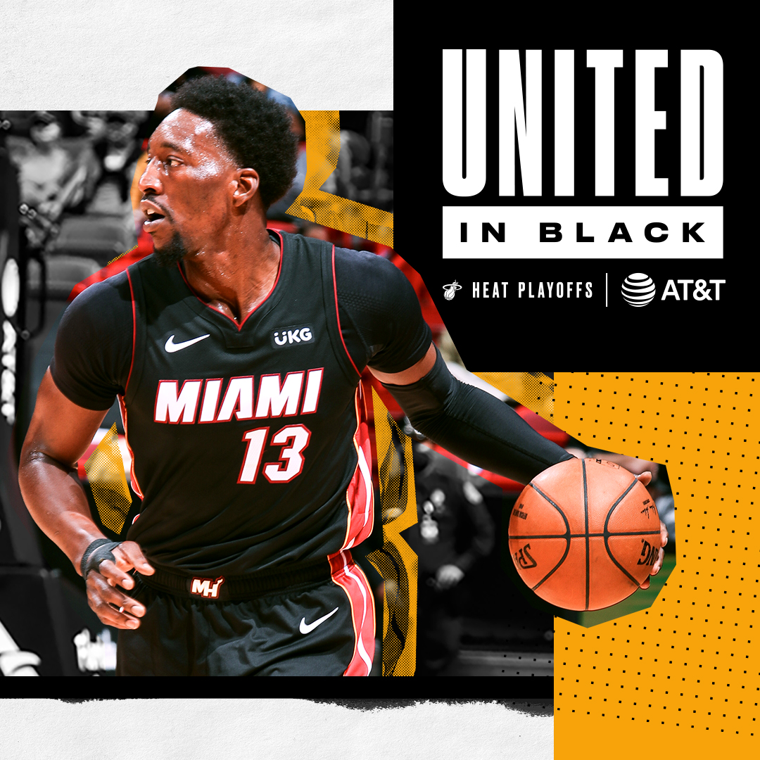 Our #UnitedInBlack 1st round playoff series begins Saturday in Milwaukee — be inside @AAArena when we return 🙌   Tickets are on sale NOW - https://t.co/7r3T3rw5VE https://t.co/JqrehBP7Dg