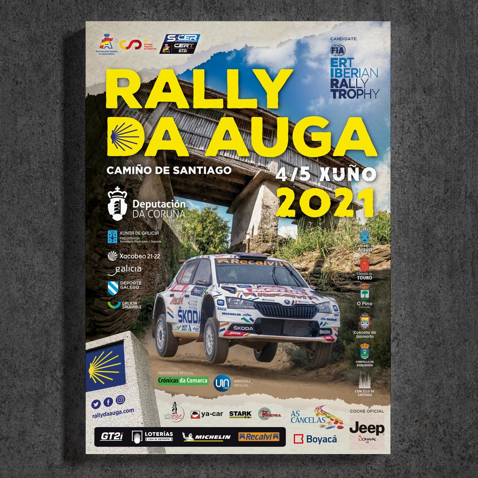 SCER + CERT: Rallye Terra da Auga - Camiño de Santiago [4-5 Junio] E1xQHc7X0AEXMY0?format=jpg&name=large
