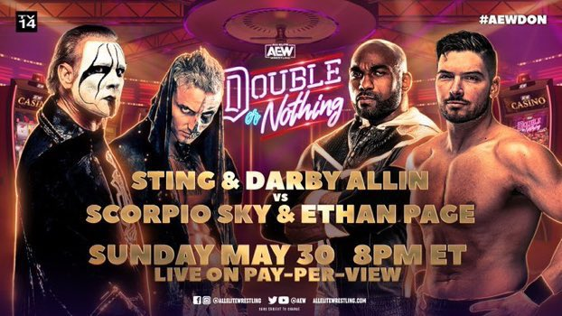 Inner Circle Accepts Pinnacles Challenge, Sting In Action & More Announced For AEW Double Or Nothing