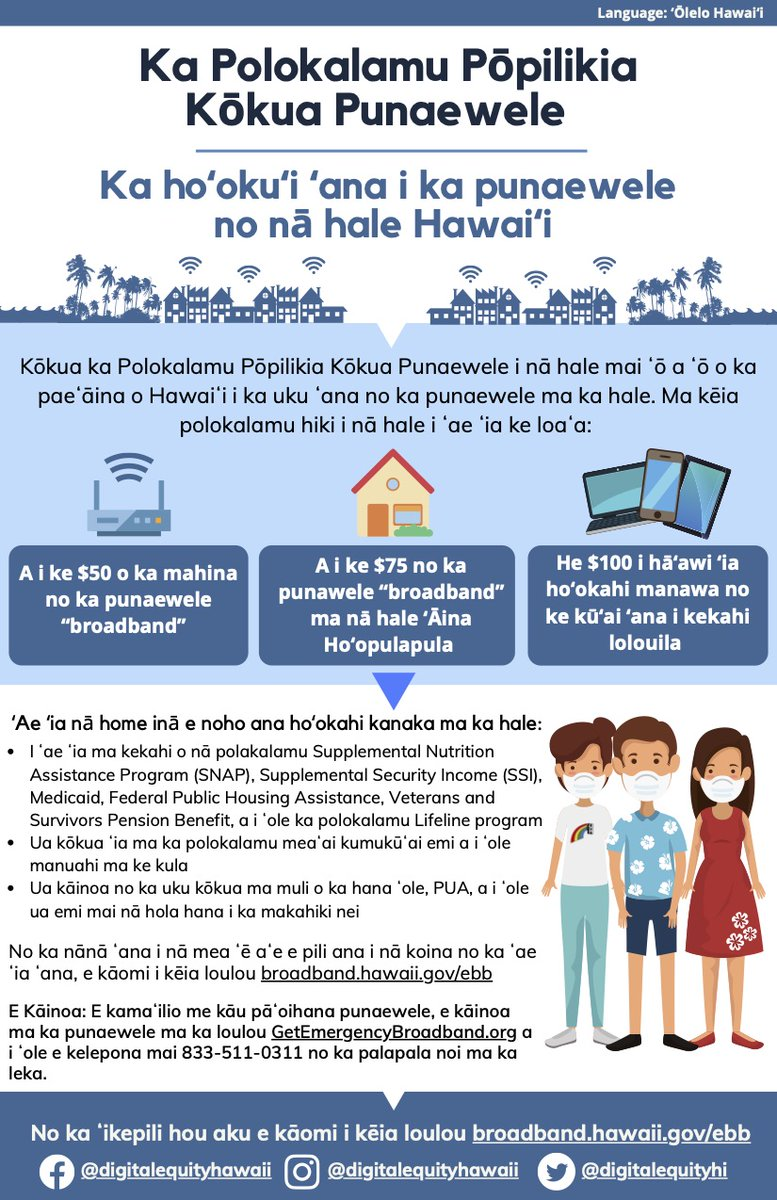 Image for the Tweet beginning: ʻŌlelo ʻoe? Do you speak