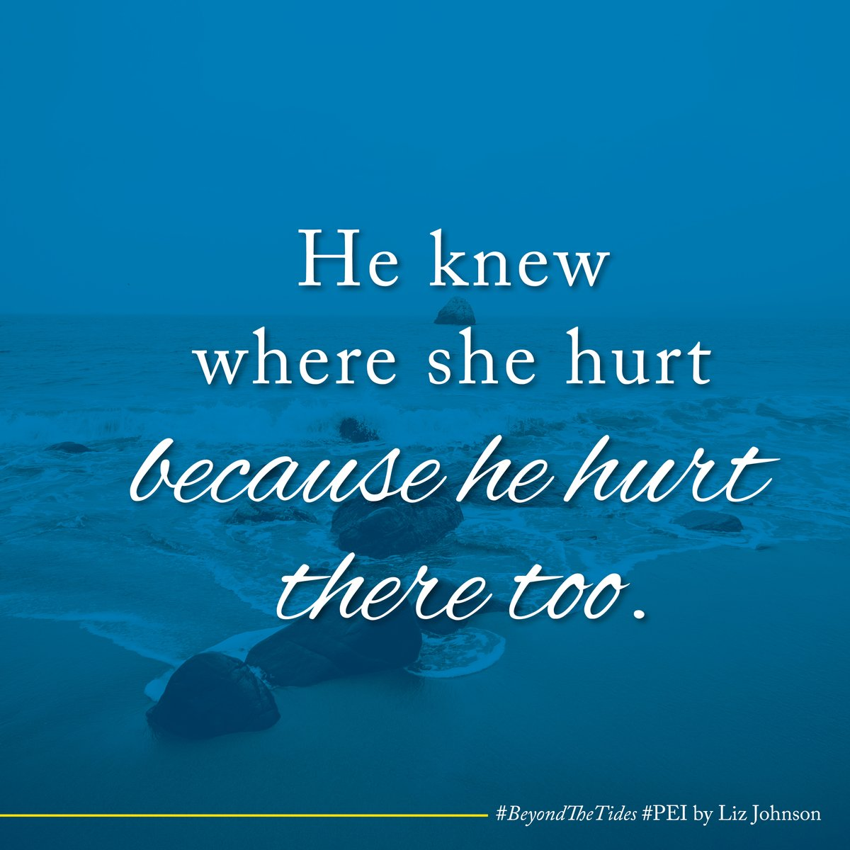 test Twitter Media - We were never meant to bear our burdens alone. But Meg Whitaker discovers a most unlikely support in her rival for her father's fishing business. But maybe Oliver knew where she hurt because he hurt there too.   Take a trip with me back to #PEI in #BeyondTheTides. https://t.co/CLappbAUGq