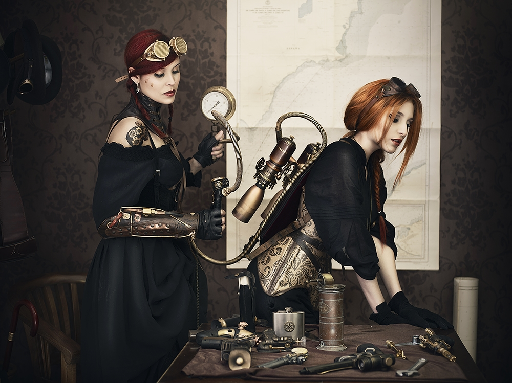 My Daily #Steampunk ⚙️ #Geek 🤓 #Space 🚀 #SamaCollection 🗞️ of Tweets ➡️ @ProfAbelMendez @DowntownBloom ⭐ Feat. @SteampunkRadio ➡️ View More Selections 👉 https://t.co/qcfYSHoava