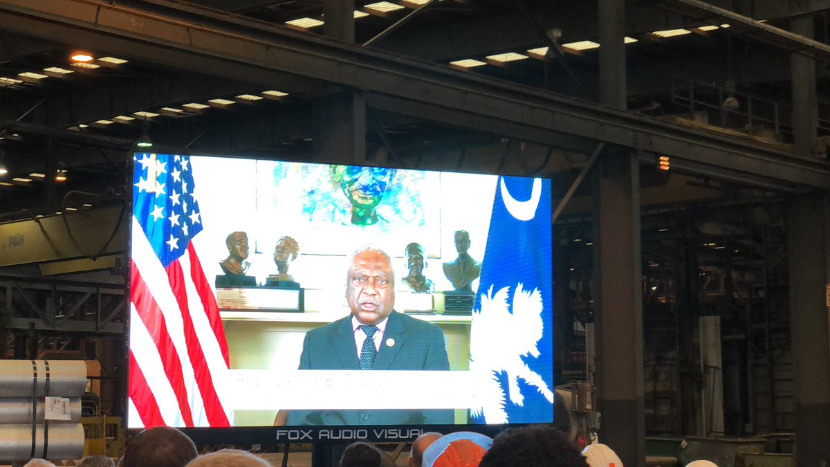 test Twitter Media - Thank you @WhipClyburn for your support and tireless work on behalf of #SC6. https://t.co/hB7Z0nPUQt