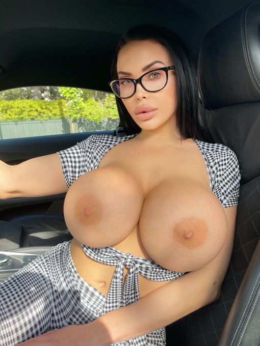 I love her Big Boobs so much! Follow My Busty Friend @AnastasiaDollX she's just so hot 🔥🔥🔥 https://t