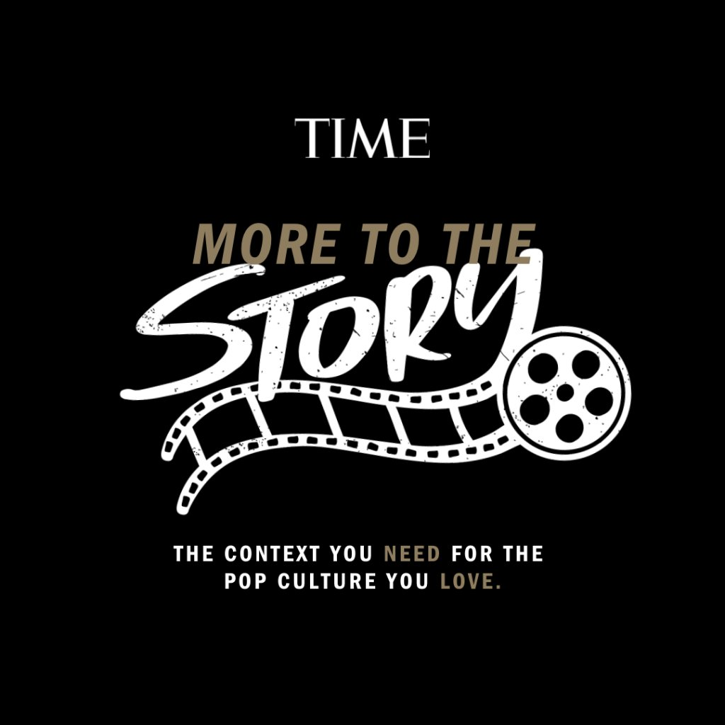 Get the context you need for the pop culture you love. Sign up now for TIME's weekly entertainment newsletter, More to the Story https://t.co/dxHuDEpkdD https://t.co/Q2cZXDs01V