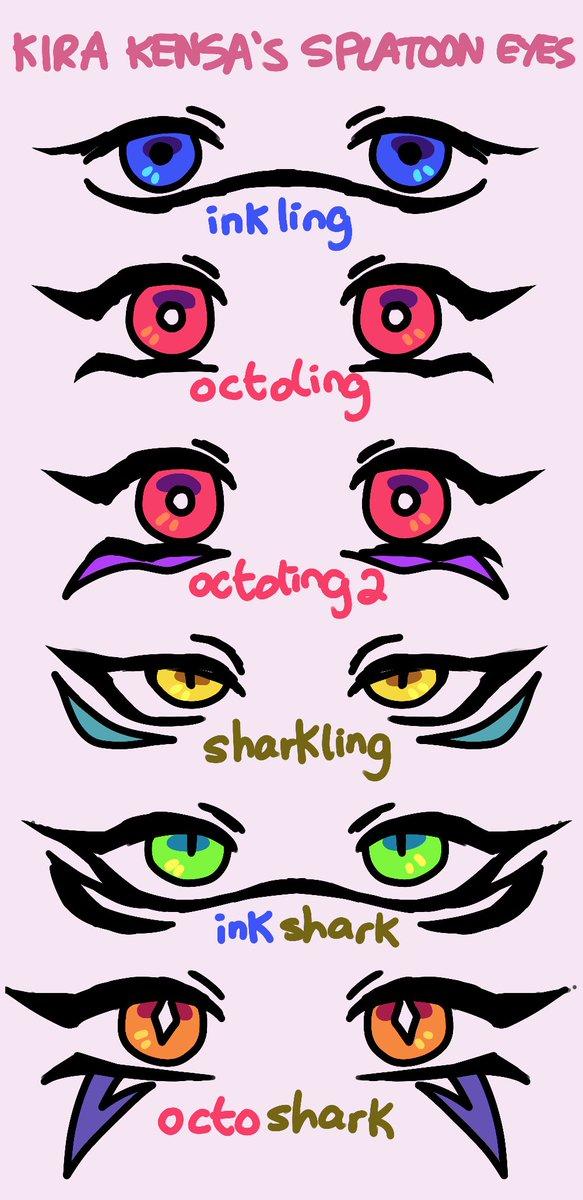 Inkling Eyes