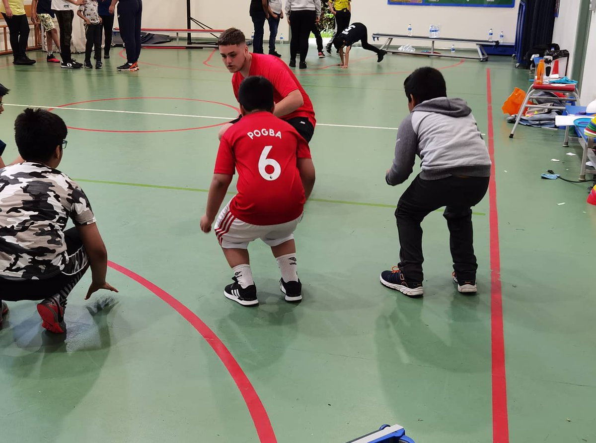 RT @JUMPDance2021: Ready, set, go! Sports of all sorts. . Wow to such a creative and fun day, thank you so much for having us! What a wonderful and inspiring event  👏 @JoinUsMovePlay @bradfordmdc @officialsportengland @Active_Bradford