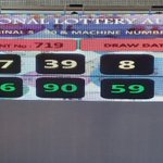 Image for the Tweet beginning: Lucky Tuesday Results #nla #lotto #lottery