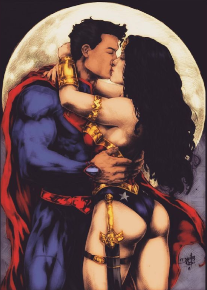este superman încă datând wonder woman