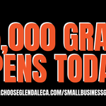 Image for the Tweet beginning: Applications for the $5,000 Low-Income