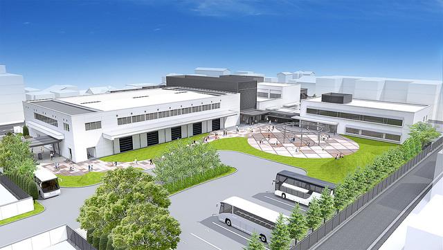 任天堂、宇治小倉工場をリノベーションし資料館の設置を検討!