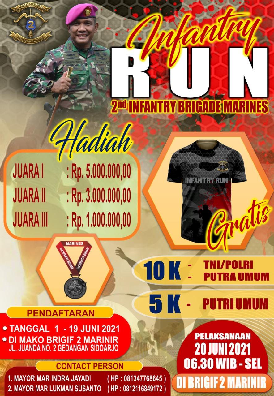 Infantry Run • 2021