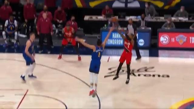 Damian Lillard's OT-forcing triple is the #CloroxClutch play of the night! https://t.co/XPL53oIEs8 #NBA