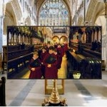 A Choral experience in your own home 🎼  Project VISTA-AR's virtual 360 degree choir experience @ExeterCathedral is now available online.   Read on to find out more about the #virtualreality experiences VISTA-AR will be delivering in the UK & France:   https://t.co/pazAOG2e8o