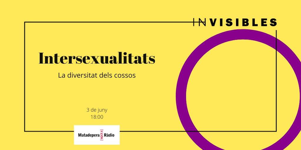 Demà ultim programa de la temporada d' @InvisiblesMtdp ⬇️ #107. 1fm o https://t.co/QACL4vk8ei