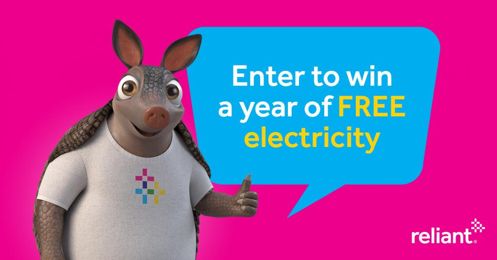 Reliant's Degrees of Difference program uses your thermostat to help you conserve energy. Join the program by June 11, and you'll automatically be entered in the Reliant Smart Energy Sweepstakes for a chance to win a year of free electricity. https://t.co/EWWeQN5rYo https://t.co/x1W1b59s4C
