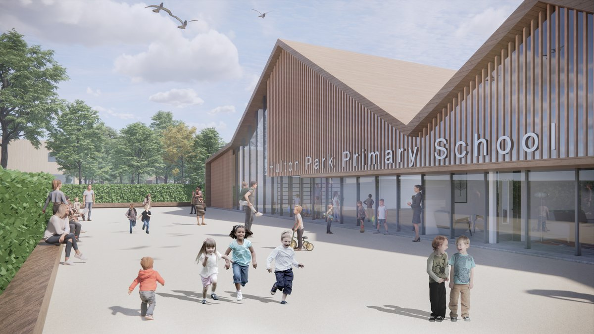 An amazing development for the North West @PeelLandP look at the planning consultation presentation boards by following the link