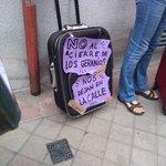 Image for the Tweet beginning: Ante el cierre del único