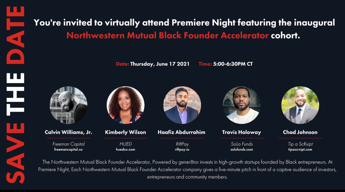 You are invited! Details below.  #MKETech #Madison #Midwest #RiseOfRest #SiliconPrairie #StartupFounders #VC #startup #innovate94