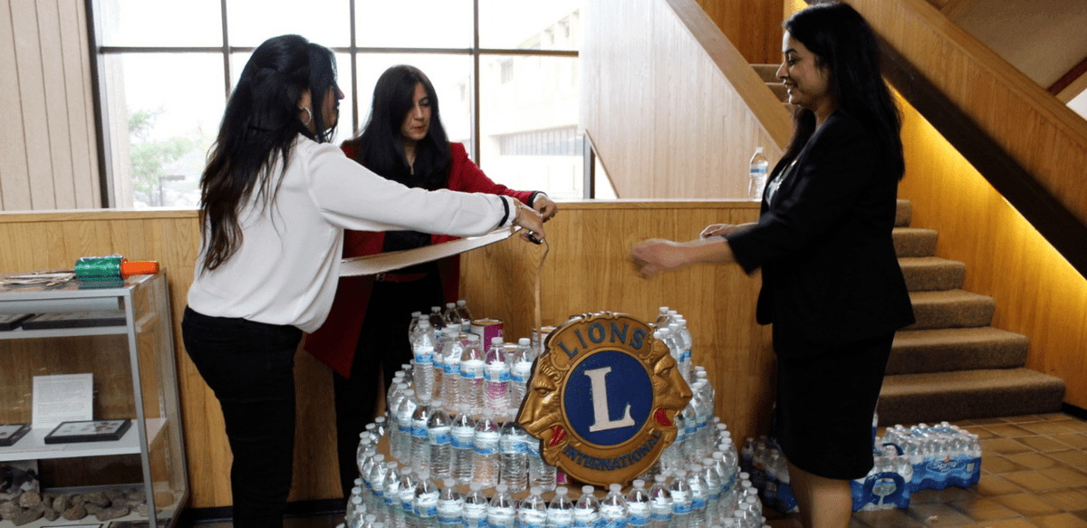 """test Twitter Media - """"We want to be the future of service."""" The New Jersey Visionary Cyber Leo Club, a 2021 Kindness Matters Service Award winner, envisioned a hunger project that would bring people together. Full story: https://t.co/ZtG791TmsS #KindnessMatters #LionsFightHunger https://t.co/Zg0H47RQ58"""