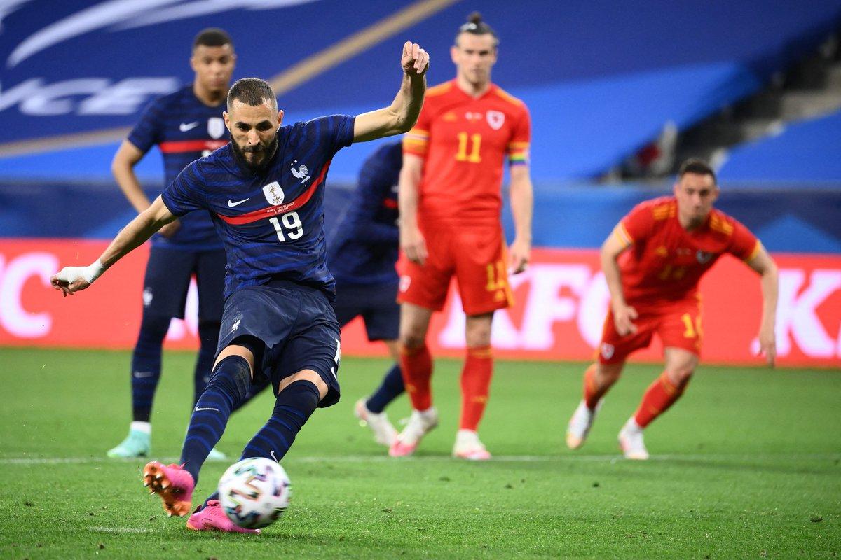 ไฮไลท์ฟุตบอล กระชับมิตร ฝรั่งเศส - เวลส์