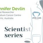 Image for the Tweet beginning: Dr. Jennifer Devlin works in