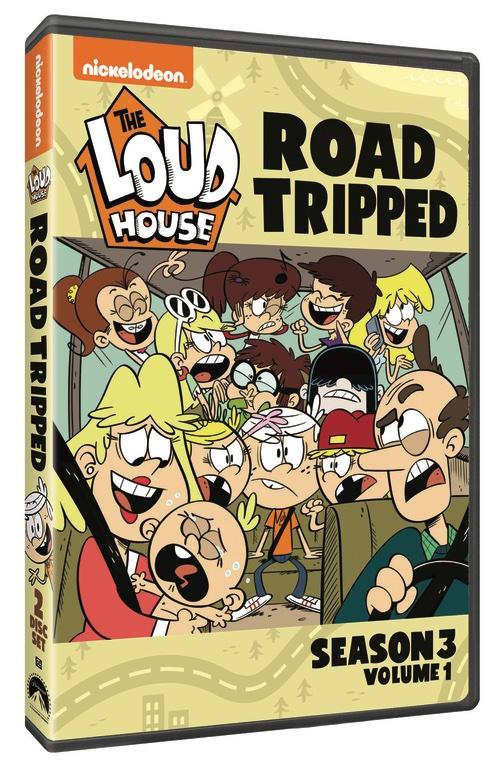 The Loud House Season 3 Giveaway