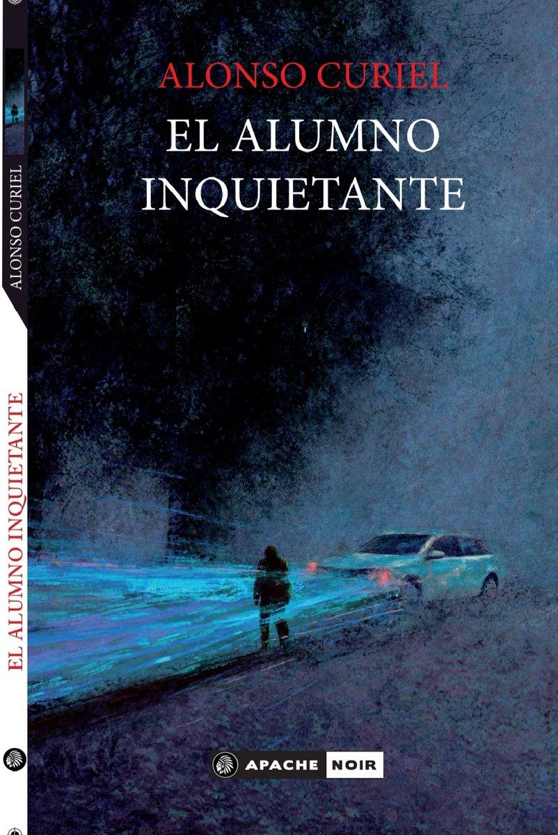 El alumno inquietante de Jorge Alonso Curiel