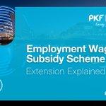 Image for the Tweet beginning: Employment Wage Subsidy Scheme (EWSS)