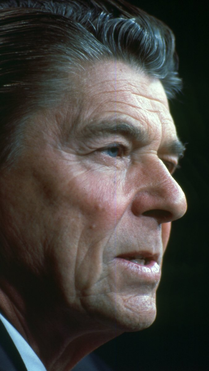 """""""Today do our national leaders agonize over the dilemma between doing what is practical and what is right? Let us have faith in the right, that it makes might, Lincoln wrote, and in that faith let us to the end do our duty as we understand it."""" – Ronald Reagan https://t.co/BIbOr7OMVA"""