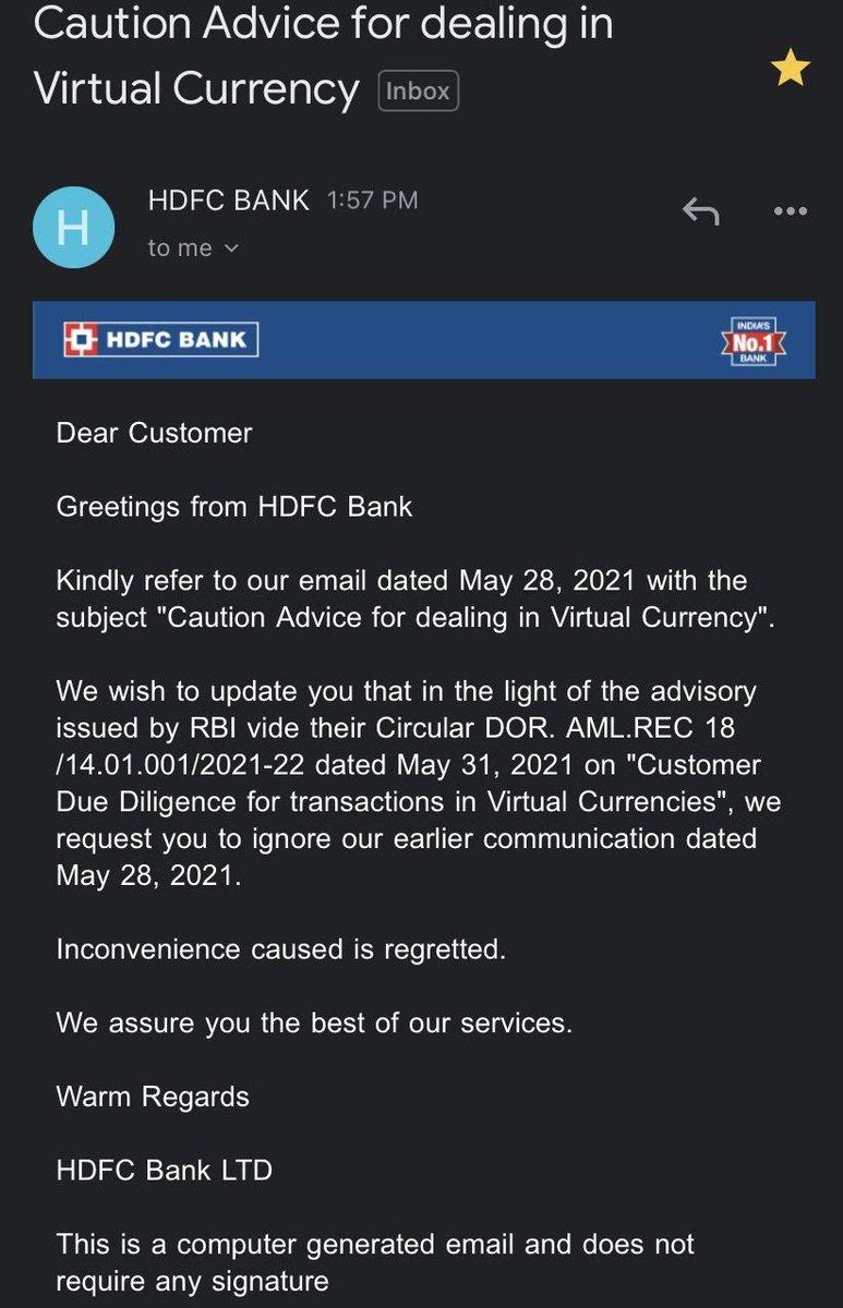 HDFC Bank Ltd - ADR