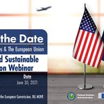 We are excited to invite you to a virtual event with key US and EU decision makers, organized jointly with the @FAANews on June 30 to discuss how we 🇺🇸🇪🇺 are working together for aviation's safe & sustainable recovery. ✈️ Register here👉 https://t.co/eQfV3XQVP8