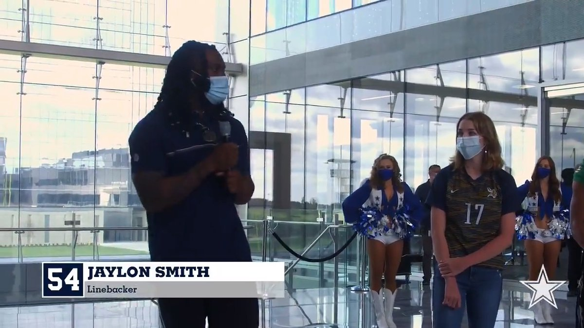We teamed up with @ReliantEnergy to power a brighter future for students with the Star Scholars program.   Congratulations to the six student-athletes who received $10,000 scholarships & celebrated with @thejaylonsmith! https://t.co/JSIwDI8AIR