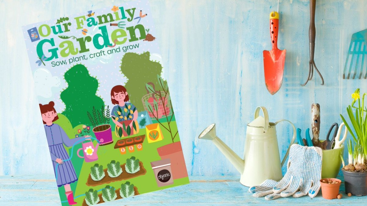 Happy #NationalChildrensGardeningWeek 🌱 What better opportunity to officially introduce Our Family Garden, the latest edition to @GYOMag 🥕 Packed with ideas and inspiration for year-round family fun 🌸 Available at newsstands! #gardening #OurFamilyGarden https://t.co/C6KRDZ3YjG