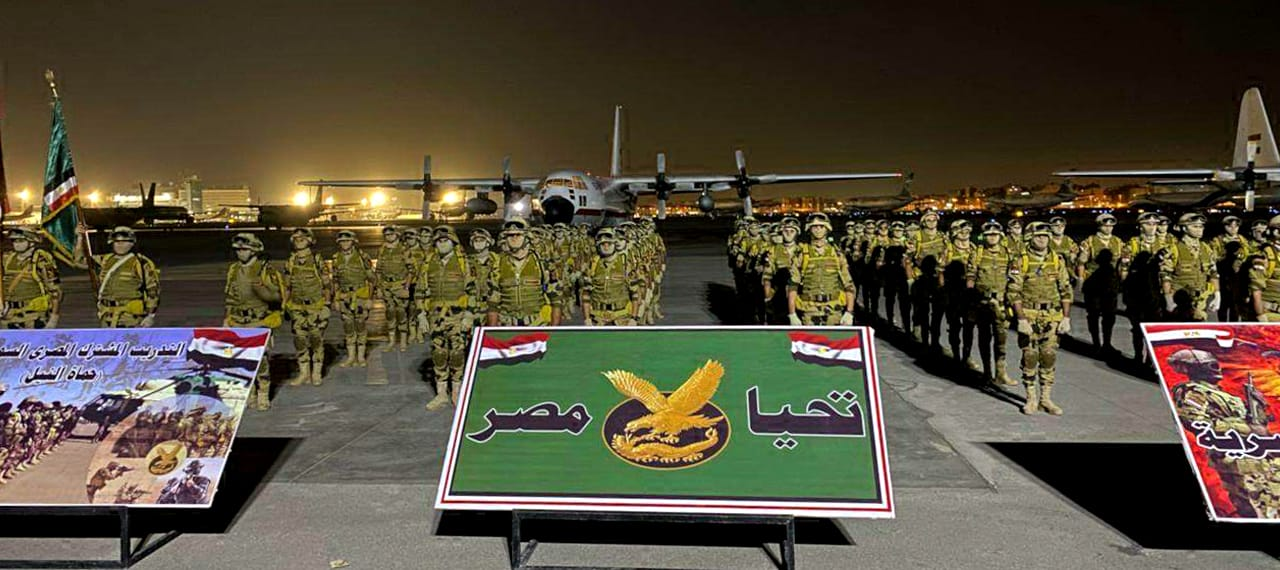 """القوات المسلحة السودانية: تدريب مشترك مع القوات المصرية تحت اسم """" حماة النيل"""" ينطلق من 26 إلى 31 مايو في السودان E2AEl9SXoAA0kSX?format=jpg&name=large"""