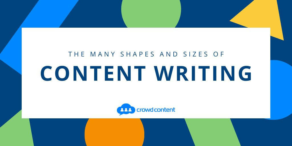 Crowd Content (@CrowdContent) | Twitter