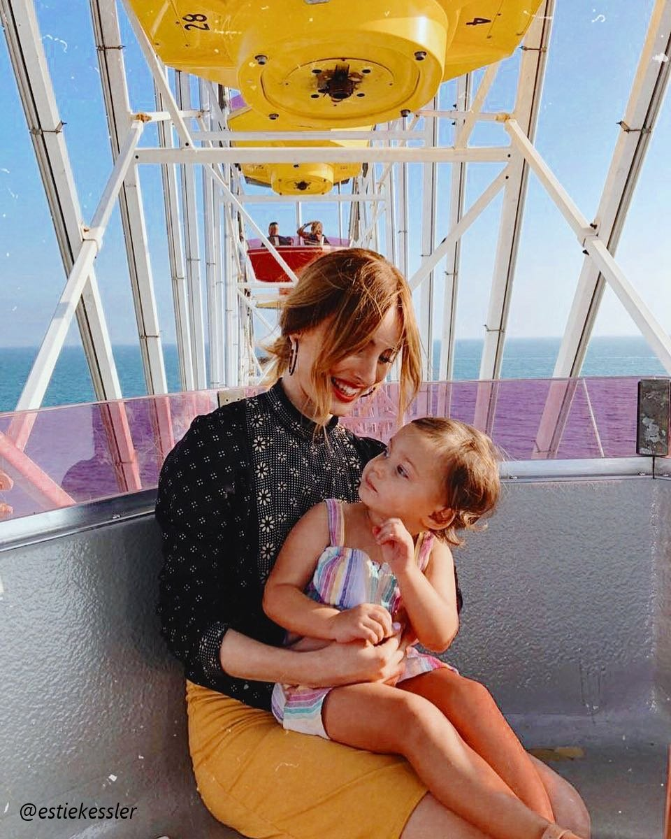 Counting down to our 25th anniversary, 2000 - Pacific Park shows love to moms in 2000 when the family-friendly Park treated moms to a free ride on the world-famous Ferris wheel on Mother's Day. https://t.co/RU6VANYmyG https://t.co/PeLzEbYmXr