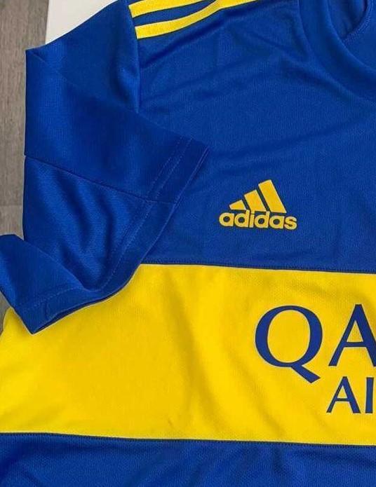 Camiseta de Boca Juniors 2021-22