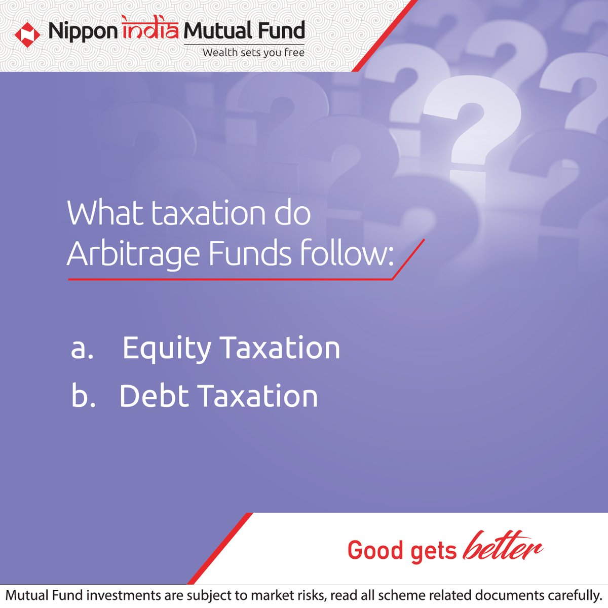 #TheNipponQuiz is here! Comment below the correct answer and tag @nipponindiamf with 3 friends to win special prizes! The last day to submit your entries is May 27, 2021  #Contest #ContestAlert #NipponIndiaMutualFund #MutualFund #Investment #Savings #FinancialGoals https://t.co/IQkrXDLKcE