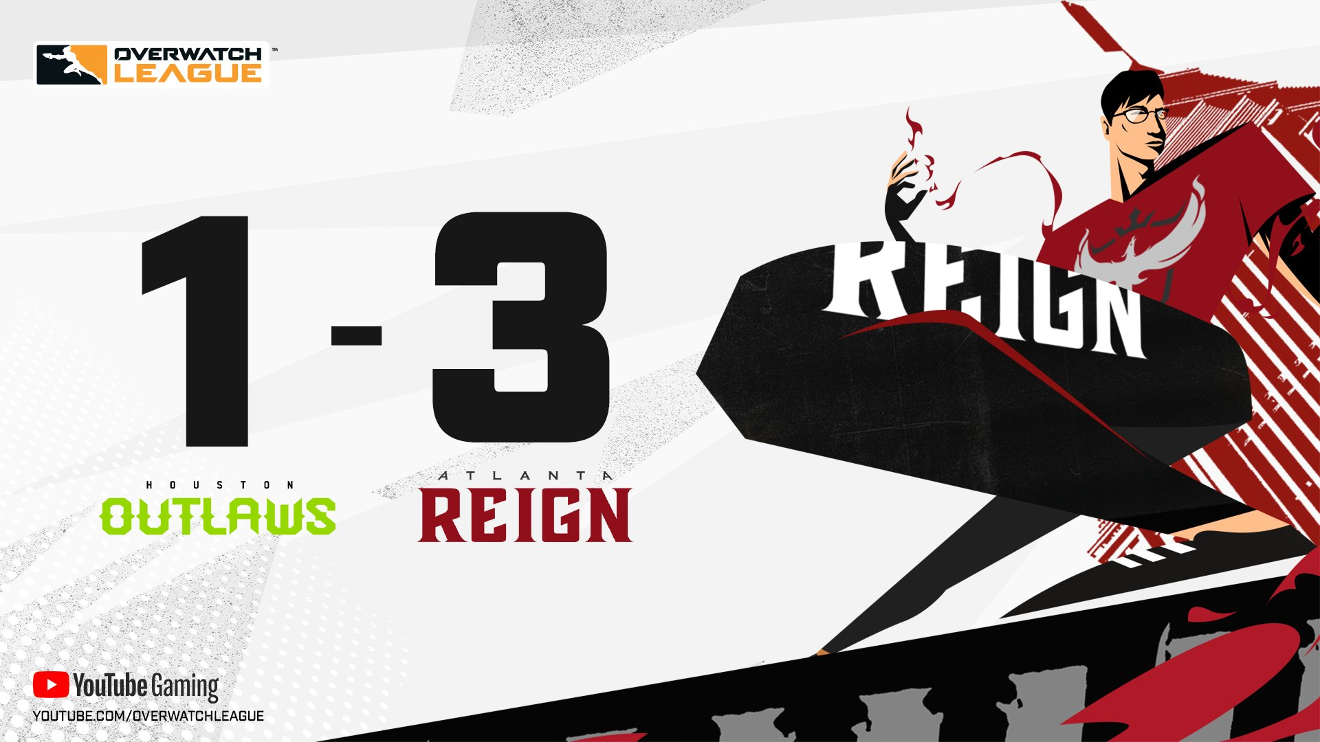 The Houston Outlaws June Joust Weekend Atlanta Reign