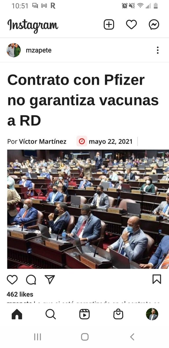 """The DR is being lead by a bunch of illiterate congress members masquerading as """"leaders"""". Pfizer is a extortionist criminal enterprise. All in cahoots with each other. Odebrecht all over again using pandemic as pretext. @luisabinader @RDSomosPueblo @pfizer @mzapete @sergiocarlo https://t.co/8TrVplaSQ5"""