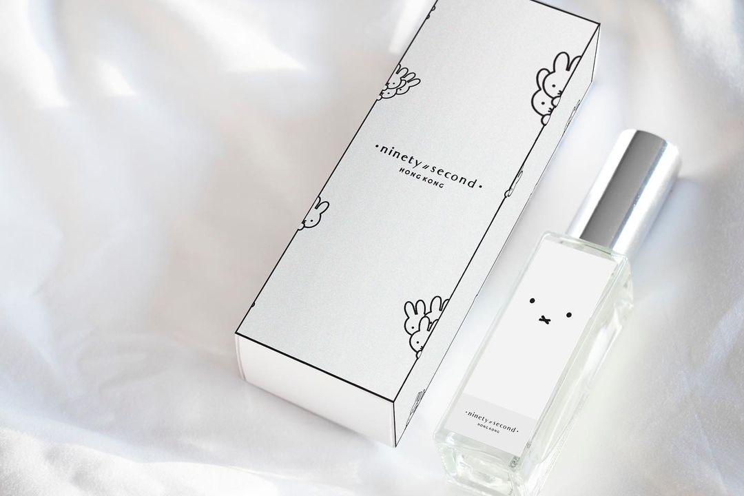 プレゼントにもピッタリ?可愛すぎるミッフィーちゃん香水!