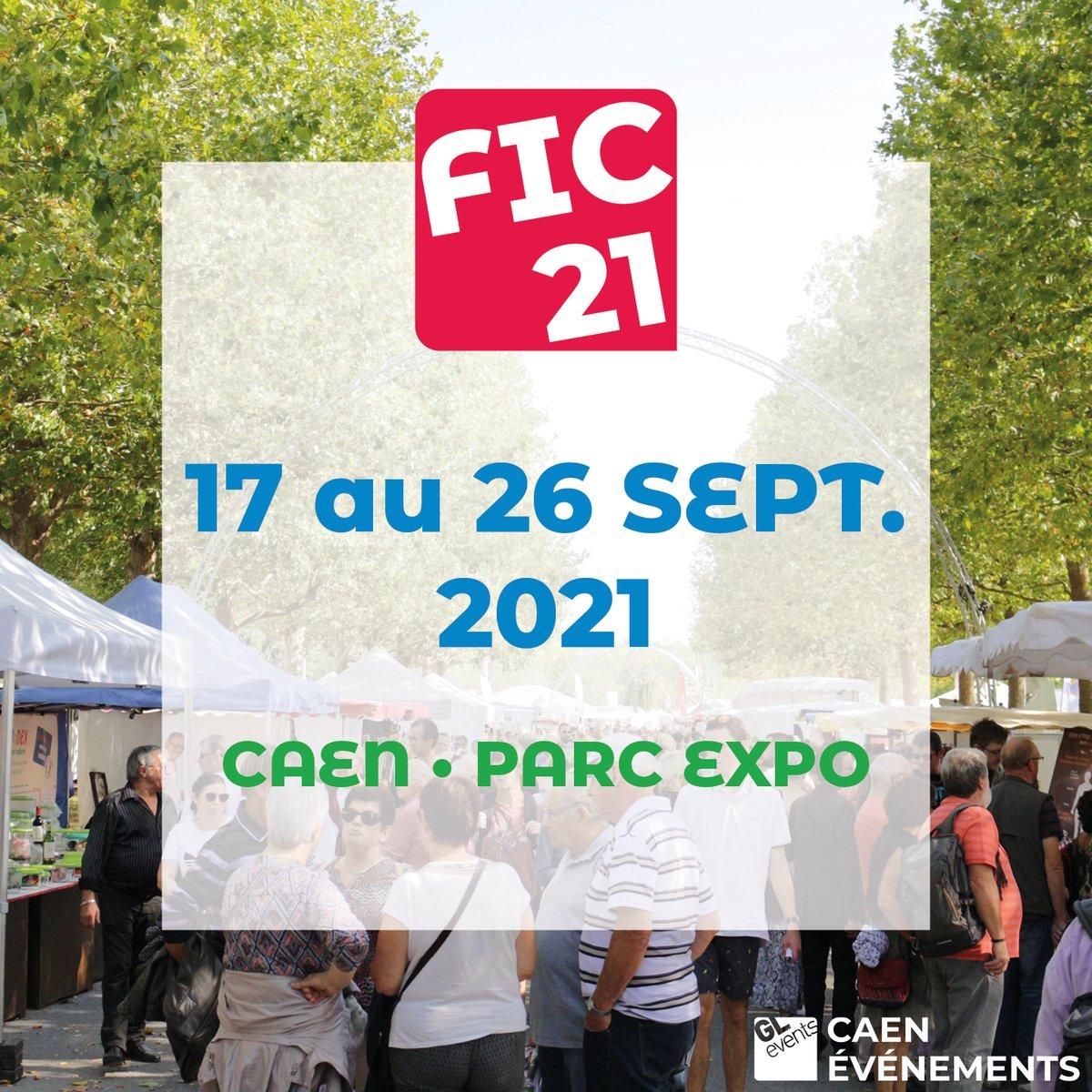 📅 RETENEZ BIEN SES DATES :   La #FoiredeCaen ouvrira ses portes le vendredi 17 septembre à 10h jusqu'au dimanche 26 septembre à 20h. ✨ ✨  #FoiredeCaen #events #Foire GL events #caen #animations #rendez-vous #commerces https://t.co/lQOiqjqFXT